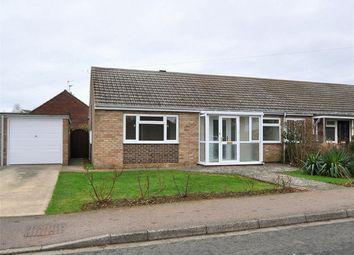 Thumbnail 2 bed semi-detached bungalow for sale in Manor Lane, Alconbury, Huntingdon, Cambridgeshire