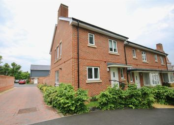 Thumbnail 3 bedroom end terrace house to rent in St. Peters Way, Waterlooville