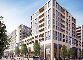 Thumbnail 1 bed flat for sale in Hallsville Quarter, London