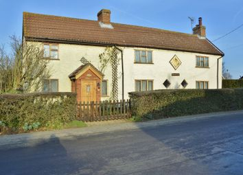 Thumbnail 5 bed cottage for sale in Falkenham Road, Kirton, Ipswich