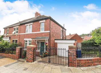 Thumbnail 3 bed semi-detached house for sale in Atkinson Road, Benwell, Newcastle Upon Tyne