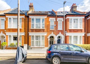 Thumbnail 4 bed terraced house for sale in Manchuria Road, Battersea, London