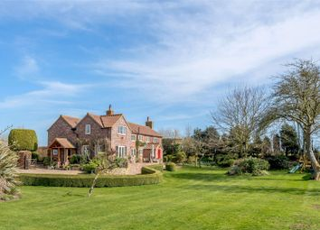 Thumbnail 4 bed detached house for sale in Rose Cottage, Witham Bank, Martin Dales, Woodhall Spa