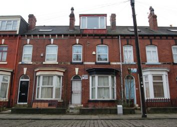 Thumbnail 4 bed terraced house to rent in Ashville Grove, Hyde Park, Leeds