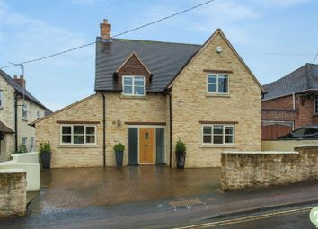 Thumbnail 3 bed detached house for sale in Station Road, Wheatley, Oxford
