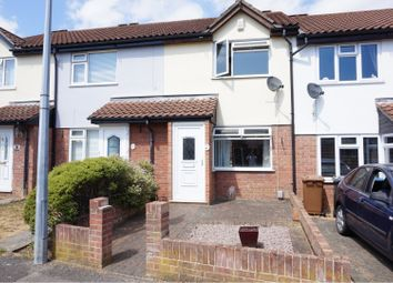 Thumbnail 2 bed terraced house for sale in Daimler Road, Ipswich