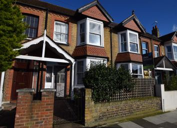 Thumbnail 4 bed terraced house for sale in Percy Road, Hampton
