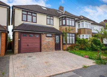 Thumbnail 6 bedroom semi-detached house for sale in Cannon Lane, Luton