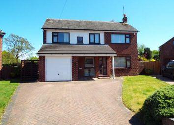 Thumbnail 5 bed detached house for sale in Carlton Avenue, Wilmslow, Cheshire