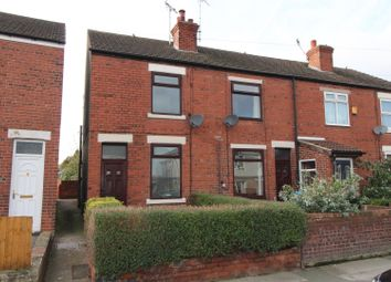 Thumbnail 2 bedroom semi-detached house for sale in Gateford Road, Worksop