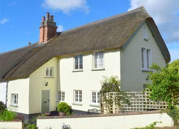 Thumbnail 4 bed cottage for sale in East Budleigh, Budleigh Salterton, Devon