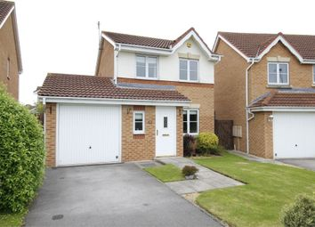 Thumbnail 3 bed detached house for sale in Caddon Avenue, South Elmsall, Pontefract, West Yorkshire