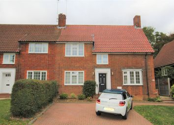 Thumbnail 2 bed maisonette to rent in Brockswood Lane, Welwyn Garden City