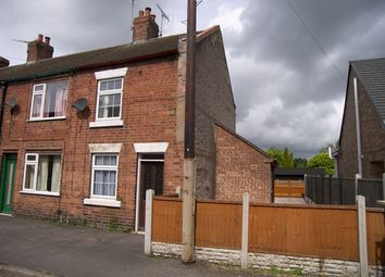 Thumbnail 2 bed end terrace house to rent in Bevan Street, Shirland, Alfreton, Derbyshire