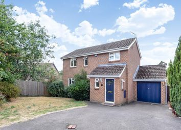 Thumbnail 4 bed detached house for sale in Dove Close, Lower Earley