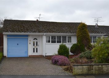 Thumbnail 3 bed detached bungalow for sale in Wessex Gardens, Twyford, Berkshire