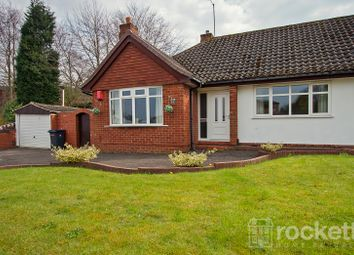 Thumbnail 2 bedroom semi-detached bungalow to rent in Higherland, Newcastle-Under-Lyme