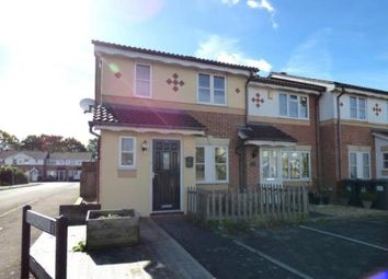 Thumbnail 3 bed end terrace house for sale in Lanyard Drive, Gosport