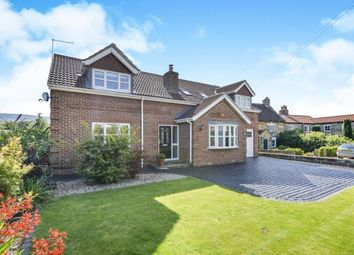 Thumbnail 3 bedroom detached house for sale in High Street, Great Broughton, Middlesbrough, North Yorkshire