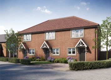 Thumbnail 2 bedroom terraced house for sale in Maddoxwood, Lavant Road, Chichester, West Sussex