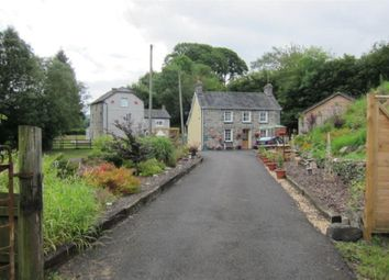 Thumbnail 4 bed property for sale in Llanybydder
