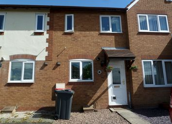 Thumbnail 2 bed terraced house to rent in Foxwood Road, Birchmoor, Tamworth