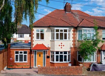 Thumbnail 4 bed semi-detached house for sale in Summers Row, North Finchley