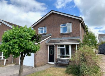 4 bed detached house for sale in Rectory Close, Sarn, Bridgend CF32