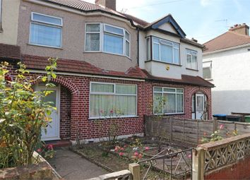 Thumbnail 3 bed terraced house for sale in Manor Farm Road, Wembley, Greater London