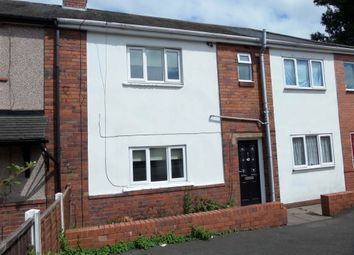 Thumbnail 3 bed terraced house to rent in Norton Crescent, Bilston, West Midlands