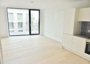 Thumbnail 1 bed flat to rent in Mercier, 3 Starboard Way, Pontoon Dock, London