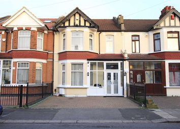 Thumbnail 3 bed terraced house for sale in Leamington Gardens, Seven Kings, Essex