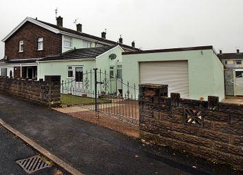 Thumbnail 2 bed end terrace house for sale in Rowan Court, Llanharry, Pontyclun, Rhondda, Cynon, Taff.