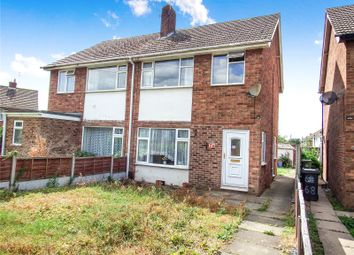 Thumbnail 3 bed semi-detached house for sale in Highgate Road, Sileby, Loughborough, Leicestershire