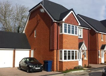 Thumbnail 3 bed property to rent in Wey Meadow Close, Farnham