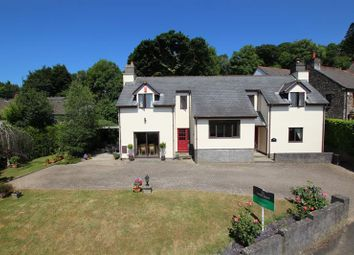 Thumbnail 4 bed detached house for sale in Springbank Close, Bwlch, Brecon
