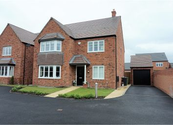 Thumbnail 5 bed detached house for sale in Granby Road, Saighton