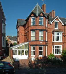 Thumbnail 4 bed semi-detached house for sale in Spa Road, Llandrindod Wells