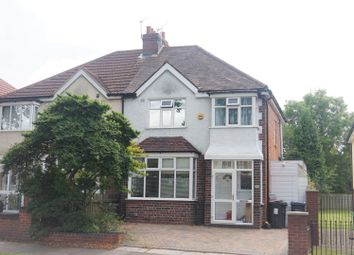 Thumbnail 3 bed semi-detached house for sale in Robin Hood Lane, Birmingham