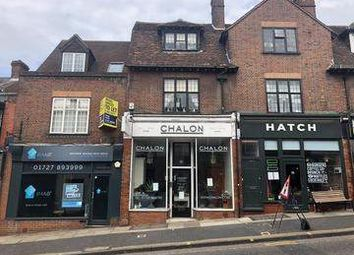 Thumbnail Retail premises for sale in Holywell Hill, St. Albans
