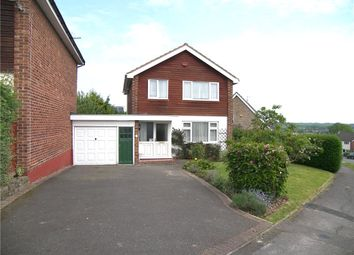 Thumbnail 3 bed detached house for sale in Elm Tree Avenue, Kilburn, Belper