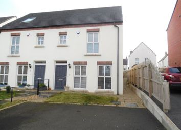 Thumbnail 2 bed semi-detached house to rent in Blackrock Park, Newtownabbey