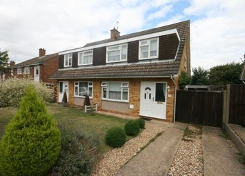Thumbnail 3 bedroom property to rent in Westbury Close, Hitchin