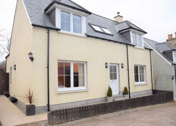 Thumbnail 4 bed detached house for sale in Thornhill, Tain