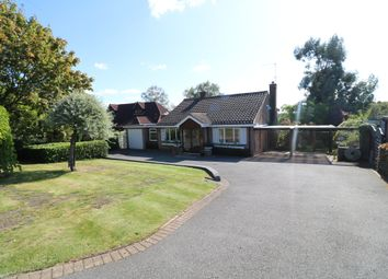 Thumbnail 3 bed detached bungalow for sale in Rowney Green Lane, Rowney Green, Alvechurch, Birmingham
