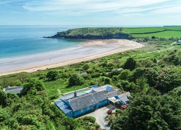 Thumbnail 7 bed detached house for sale in Mount Severn, Freshwater East, Pembroke, Pembrokeshire