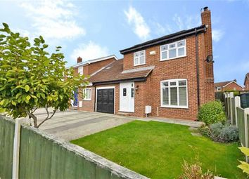 Thumbnail 3 bed link-detached house for sale in Manor Close, Hemingbrough, Selby