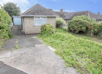 Thumbnail 2 bed semi-detached bungalow for sale in Bridgend Close, Stapleford, Nottingham