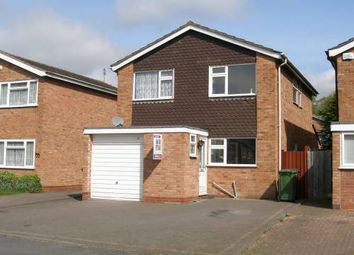 Thumbnail 4 bed detached house to rent in Brese Avenue, Woodloes, Warwick