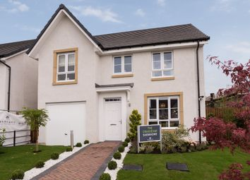 "Thumbnail 4 bed detached house for sale in ""Craigievar"" at Falkirk Road, Bonnybridge"